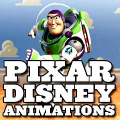 Pixar-Disney Animated Films