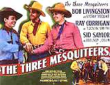 The Three Mesquiteers - 1936