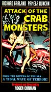 Attack of the Crab Monsters - 1957