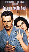 Cat on a Hot Tin Roof - 1958