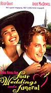 Four Weddings and a Funeral - 1994