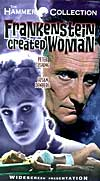 Frankenstein Created Woman - 1966