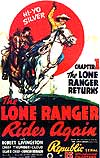 The Lone Ranger Rides Again - 1939