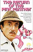 The Return of the Pink Panther - 1974