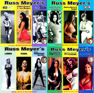 Russ Meyer's exploitative, campy, and often humorous low-budget  'skin-flicks' in the 60s and 70s (23 in total) were filled with sex, nudity  and then with ' ...