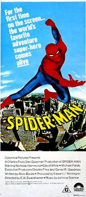 Super-Hero Films: Spider-Man