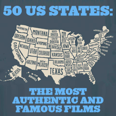 50 US States - Most Authentic Films