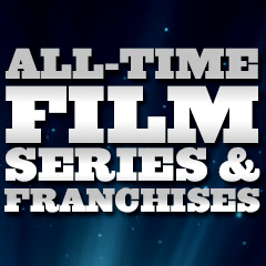All Time Top Film Franchises