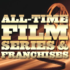 Greatest Film Franchises and Series of All-Time