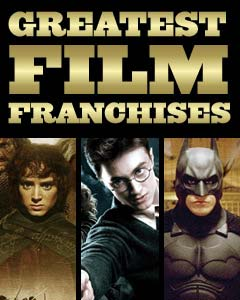 Movie Title Screens: Film Franchises