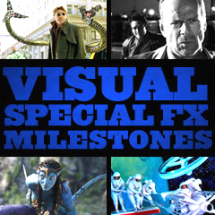 Visual-Special Effects in the Movies