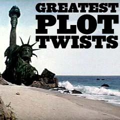 Greatest Movie Plot Twists, Spoilers and Surprise Endings