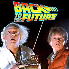 Resultado de imagen para twin towers back to the future