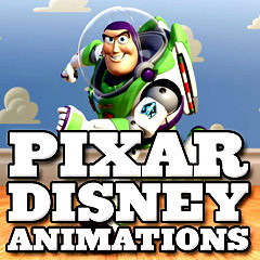 Pixar-Disney Animated Films