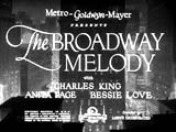 The Broadway Melody - 1929