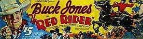 The Red Rider - 1934
