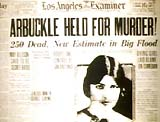 Fatty Arbuckle Scandal
