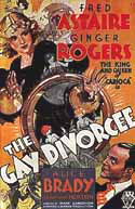 The Gay Divorcee - 1934