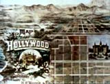 Early Map of Hollywood