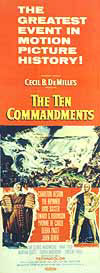 The Ten Commandments - 1956
