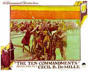 The Ten Commandments - 1923