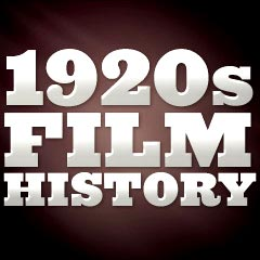 film history of the 1920s