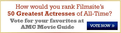 50 Greatest Actresses - Vote