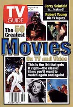 50 Greatest Movies TV Guide