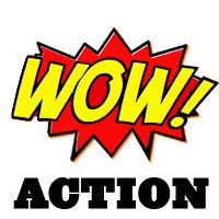 Wow! Action Image