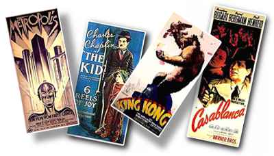 100 Greatest American Film Poster Classics