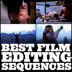 Best Film Editing Sequences