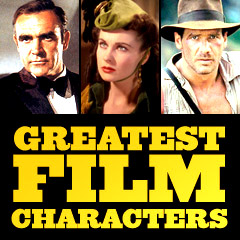 Greatest Film Characters