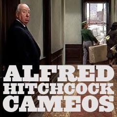 Alfred Hitchcock Cameos