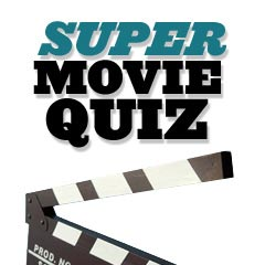 Super Movie Trivia Quiz Film Trivia