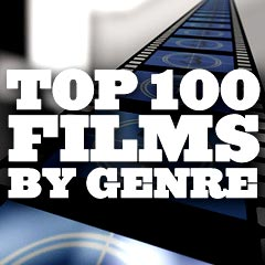 Guinness' Top 100 Films by Genre