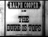 The Duke Is Tops