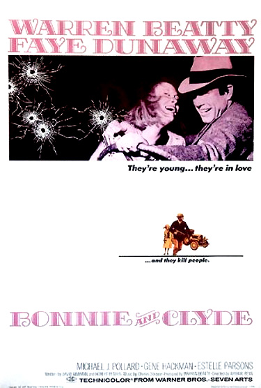 bonnie and clyde  bonnie and clyde 1967 is one of the sixties most talked about volatile controversial crime gangster films combining comedy terror love and ferocious