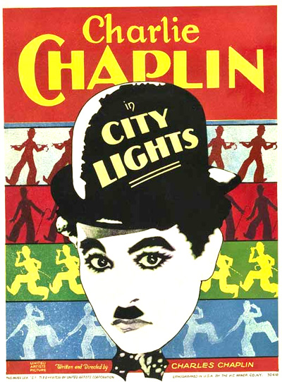 an analysis of pathos in city lights a comedy romance in pantomime by charlie chaplin The vagabond, chaplin's third mutual film, was an important step in chaplin's career, in which he interweaves pathos as an integral part of the comedy indeed, the vagabond is the prototype of the kid (1921) and the circus (1928.