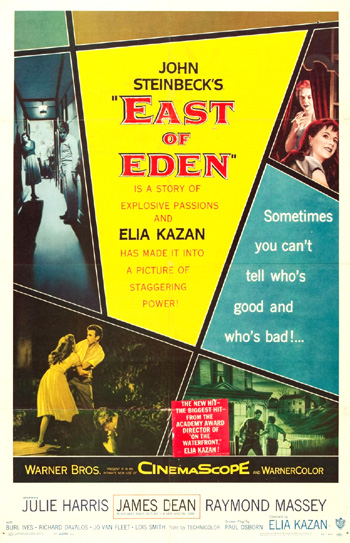 east of eden film analysis