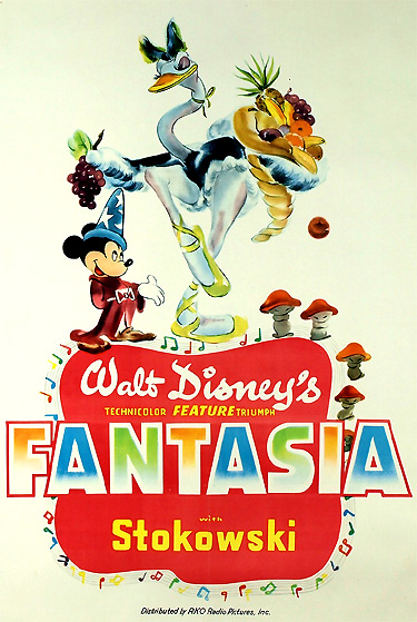 Image result for fantasia 1940