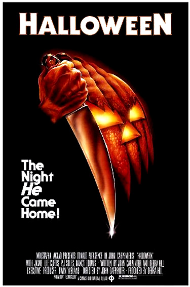 Halloween 1978 Movie Poster.Halloween 1978
