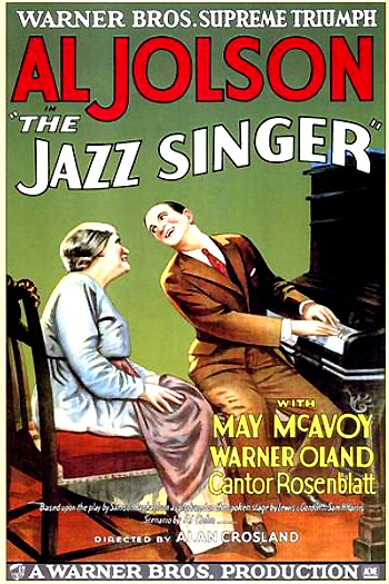 The jazz singer online