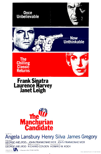 a review of the manchurian candidate a controversial science fiction political thriller film by jona Agatha christie's miss marple investigates a murder on a film set thriller,  1105 film: the manchurian candidate  the world of science fiction 900 film.
