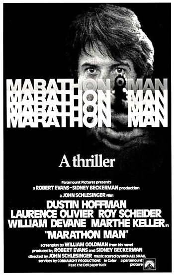 Marathon man 1976 marathon man 1976 is a scary nightmare thriller best known for the suspenseful pursuit scenes and a truly repellent scene of torture thecheapjerseys Images