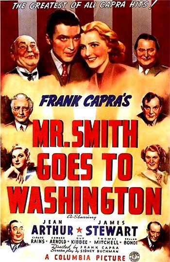 Mr Smith Goes To Washington 1939