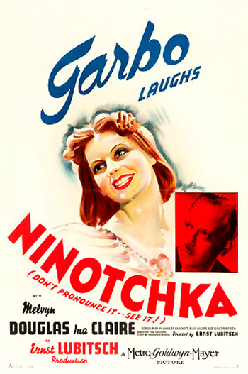 Image result for ninotchka