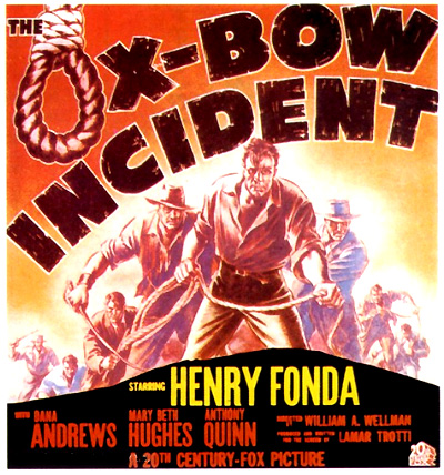 first knight and the ox bow incident Encore movieplex march-april 2009 happy at last (p2) tvpg 10:15a little man tate pg 12:00p first knight pg13 2:20p the 4 5:50a the ox-bow incident tvpg 7.