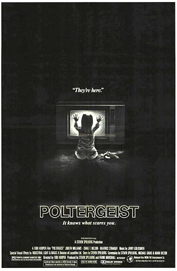 Lights, Camera, Poltergeist!