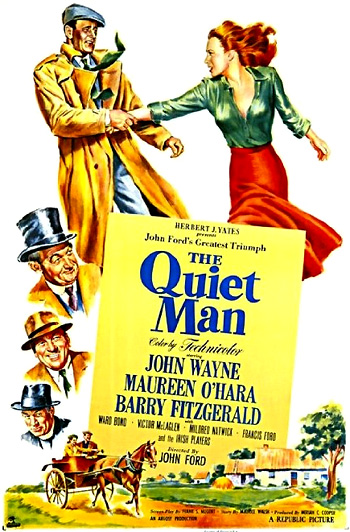 the quiet man sparknotes