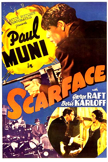 Scarface The Shame Of The Nation 1932